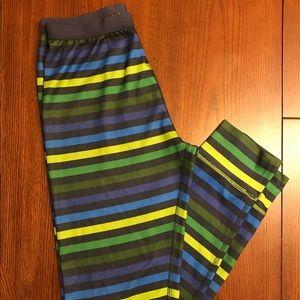 Lands' End boys Size L Thermaskin Heat Print Pants